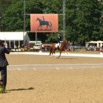 Michael Eilberg at Windsor Horse Show