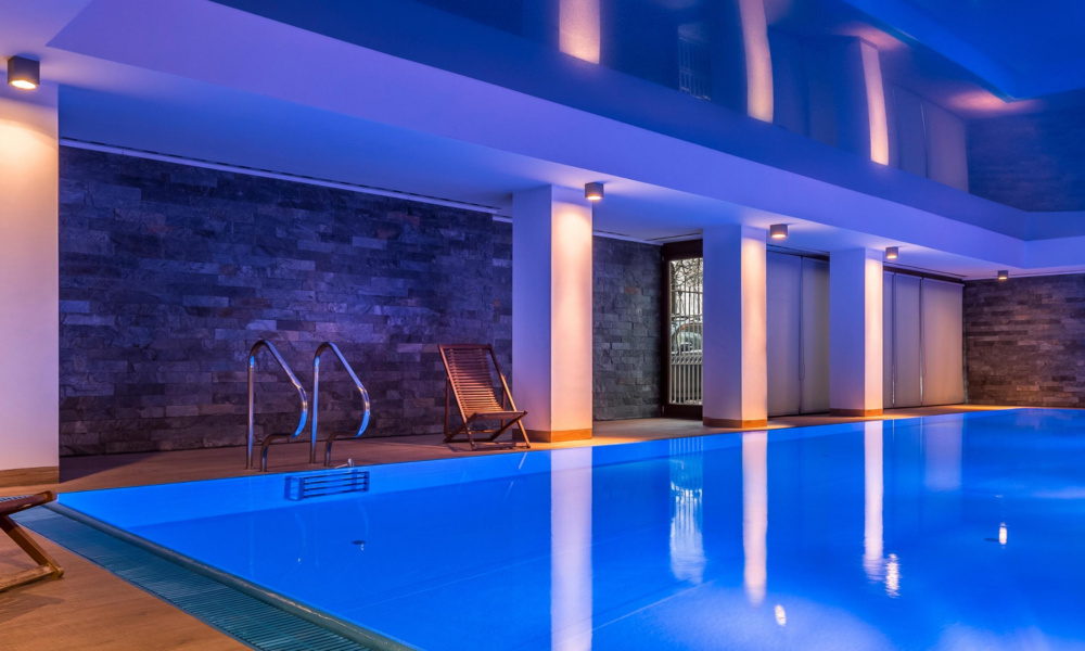 An Indoor Pool Is A Must For A Luxury UK Break For Winter