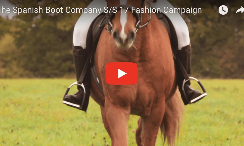 The Spanish Boot Company Fashion Film