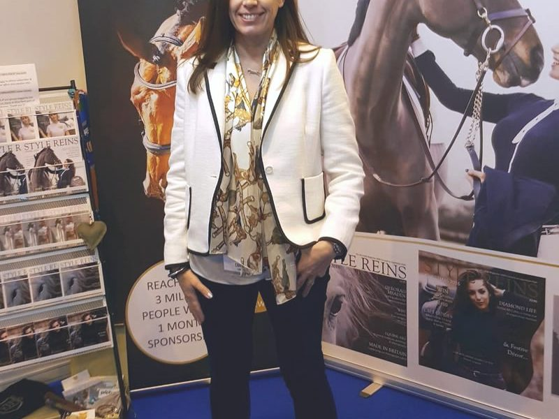 60 Seconds With Caroline Constable, Editor Of Style Reins