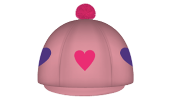 Helmet Covers – Fantasy Fleece and Fluff!