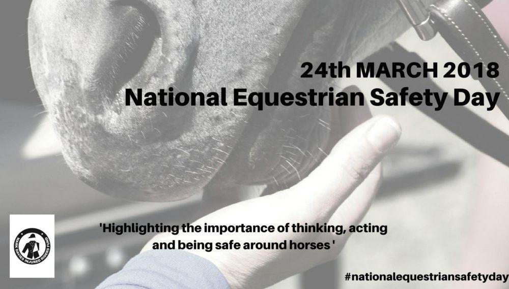 MDIRF #nationalequestriansafetyday Returns