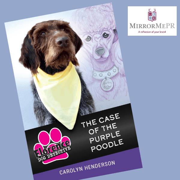 A Charity Book With 'Woof Appeal'