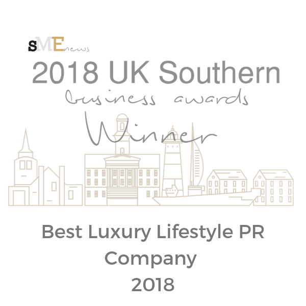 MirrorMePR Win Best Luxury PR Award!