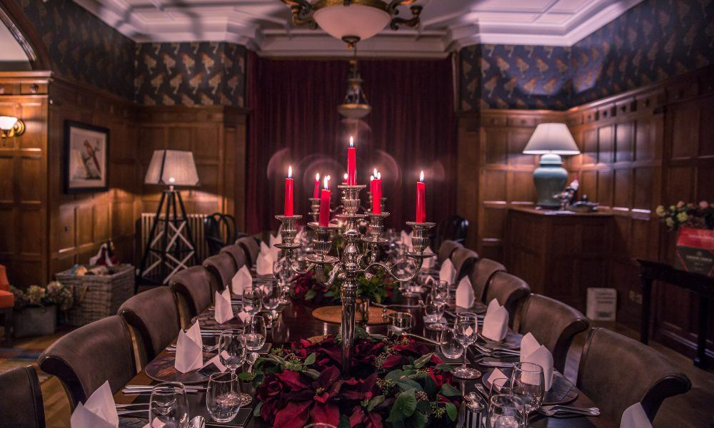 Luxury Restaurants You'll Want To Book For Christmas