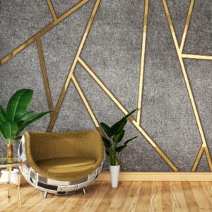 geometric shapes interior design